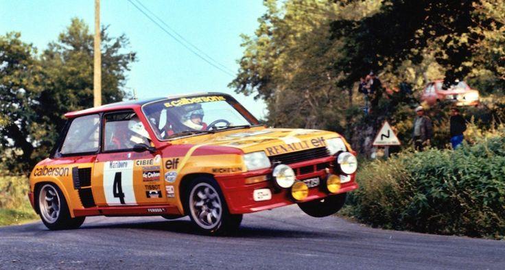 Renault 5 Turbo Group 4