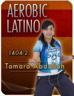 Video Clase AERÓBIC LATINO CON TAMARA 1404 http://blgs.co/1z9MeO