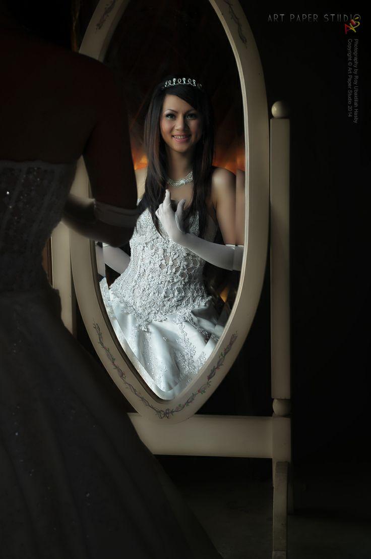 Bridal Photography  Photography credit by Roy Ubaidillah Hasby  Copyright © Art Paper Studio   2014