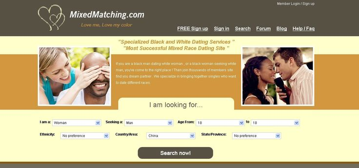 Dating sites for different ethnicities in china