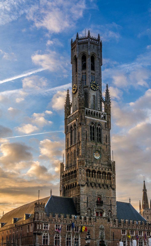 Photograph Belfort (Belfry) Bruges, Belgium by Maged El-Sergani on 500px