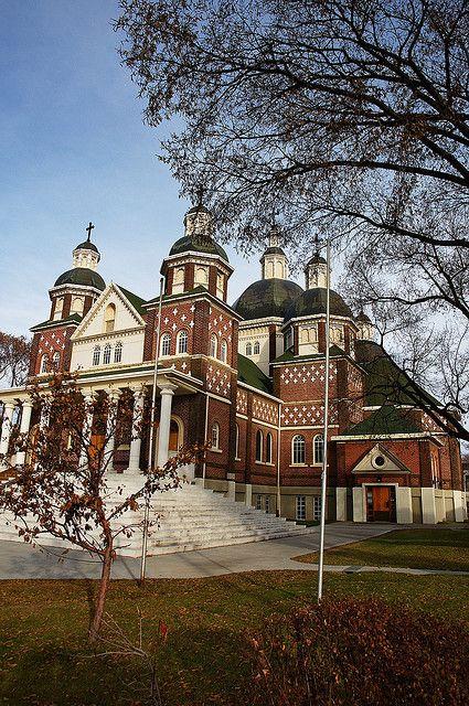St. Josaphat's Ukrainian Catholic, Edmonton, Alberta, Canada