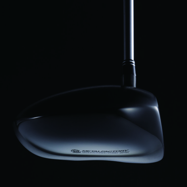 GLAMOROUS DRIVE ! METALFACTORY 2015 NEW MODEL A7 GOLF DRIVER [TOE]