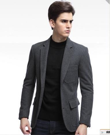 Пиджак стильный мужской под джинсы