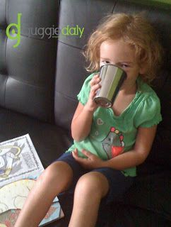 Love seeing the littlies using our cups!