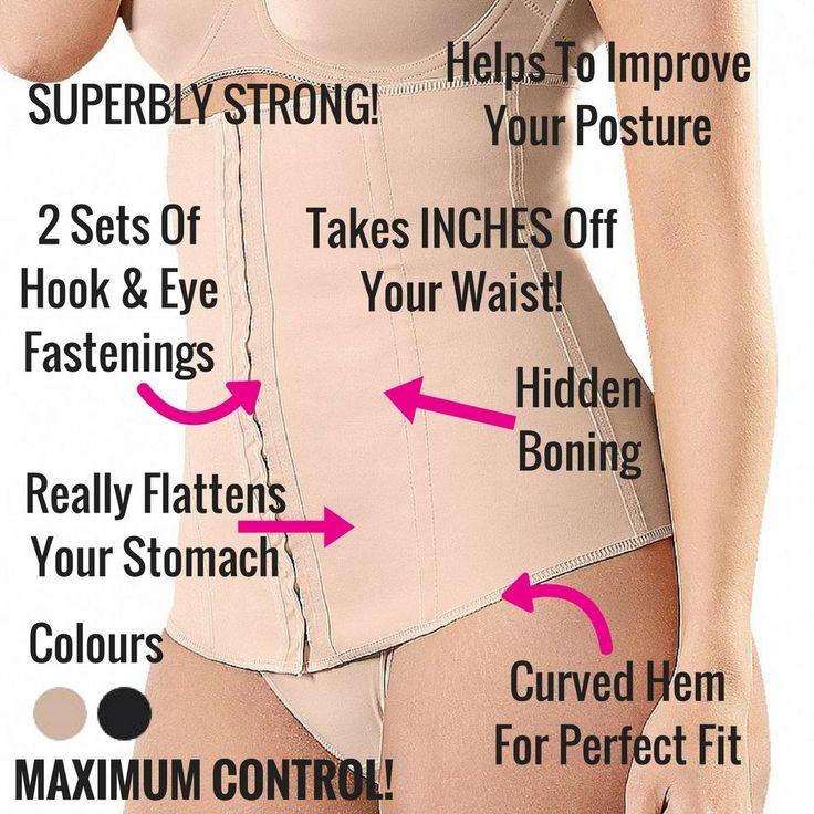 esbelt waist cincher corset ES404