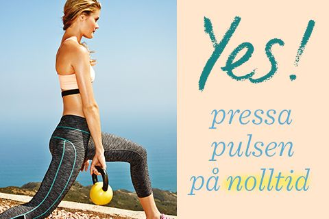 Julstressad? Här är träningen du hinner med! | Women's Health