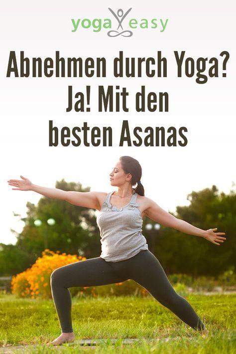 Abnehmen durch Yoga – mit Asanas
