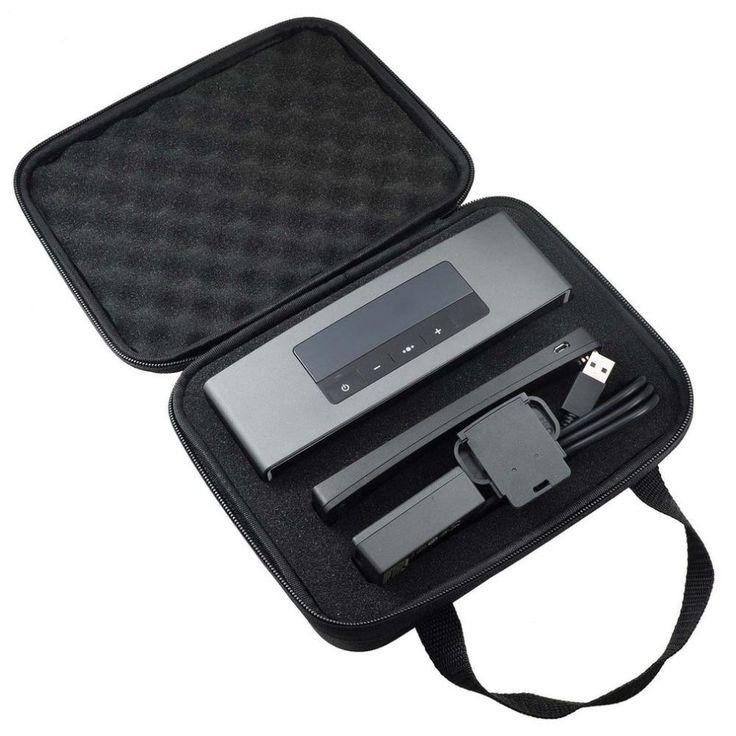 Travel Carry Shockproof Speaker Bags Case Cover For BOSE SoundLink Min – reyes shop store