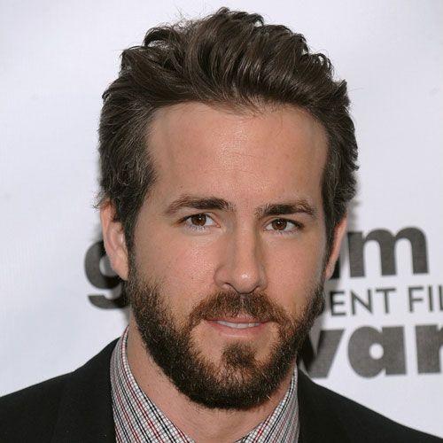 Ryan Reynolds Beard