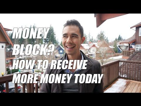 How to receive more money TODAY (with Ryan Yokome)