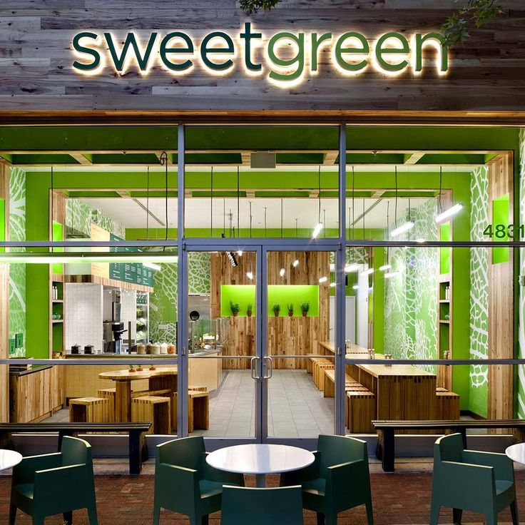I love eating at sweetgreen as much can healthy