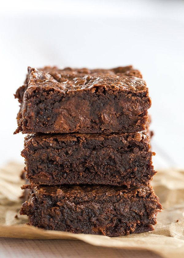Better-Than-Box-Mix Brownies | Recipe | Homemade, The o ...