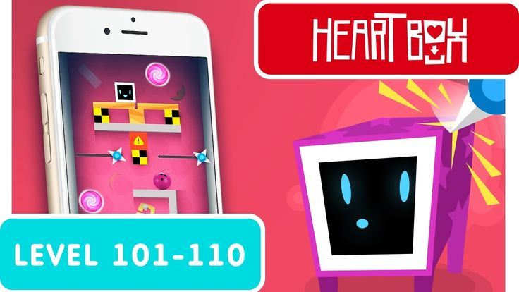 Official Heart Box Walkthrough Level 101-110