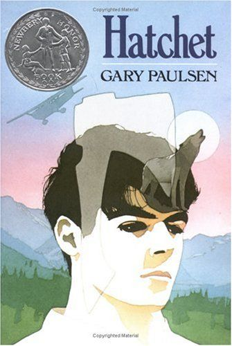 I loved this book, it was really good.Worth Reading, Planes Crash, Middle School, Schools, Young Adult, Book Worth, Gary Paulsen, Children Book, Hatchet