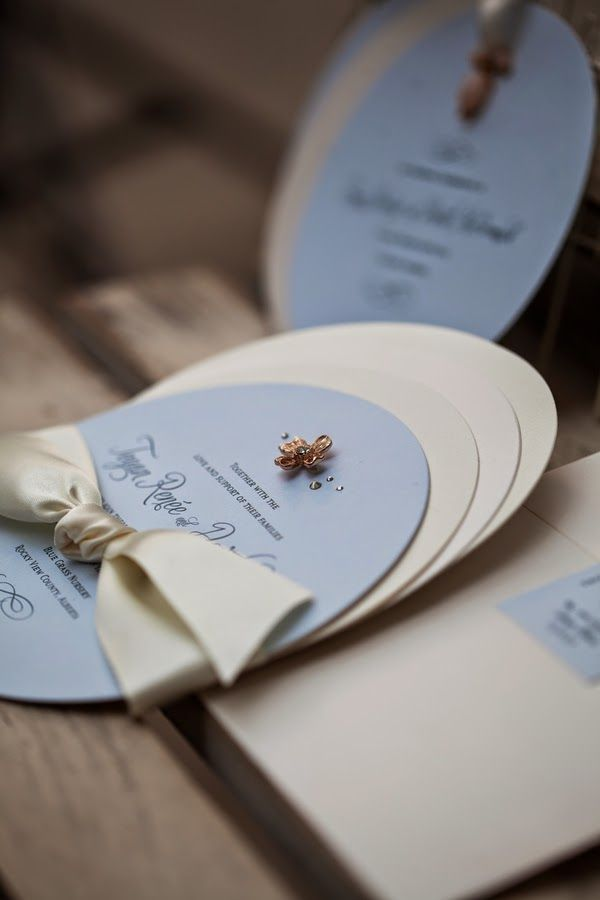 The Frosted Petticoat: Blue Weddings