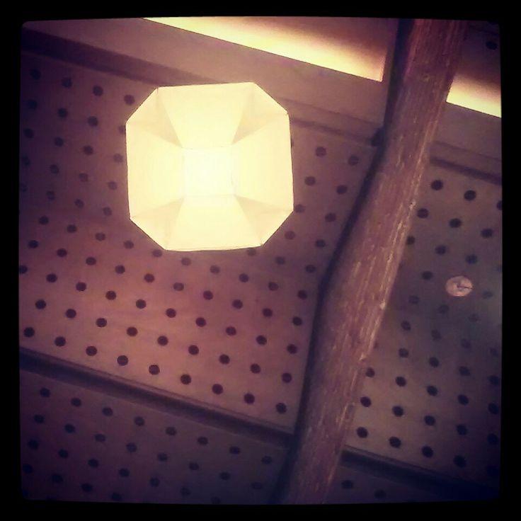 Upper lamp