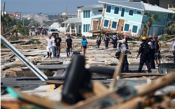 Natural Disaster Recovery Stronger Together With Images Lead