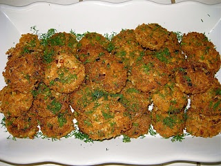 CFSCC presents: EAT THIS!: Paleo Crab Cakes