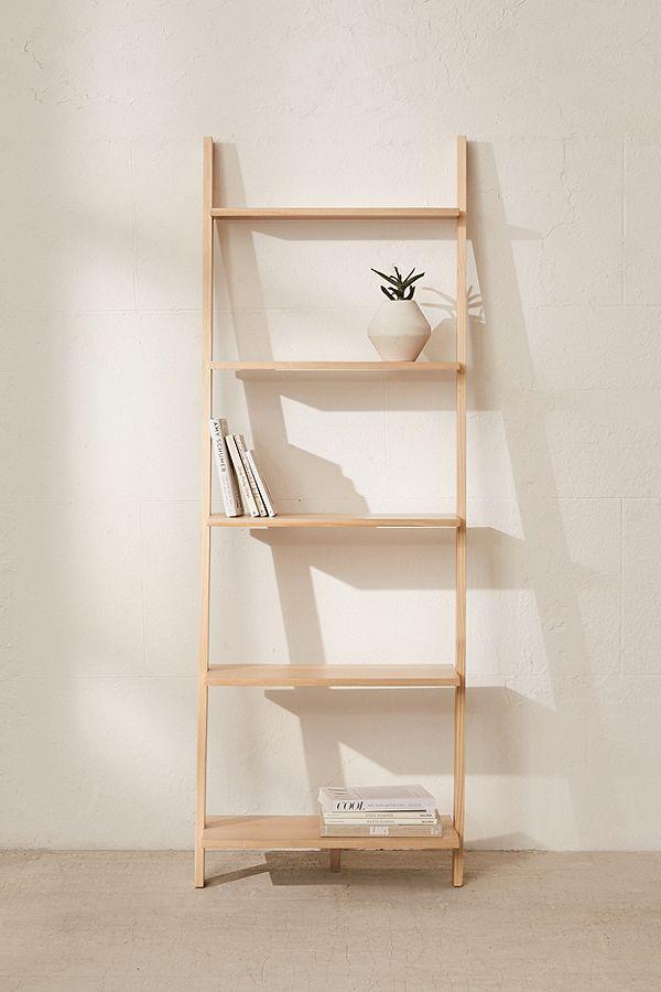 13 Incredible Minimalist Kitchen Lighting Ideas Minimalist Bookshelves Leaning Bookshelf Minimalist Home Decor
