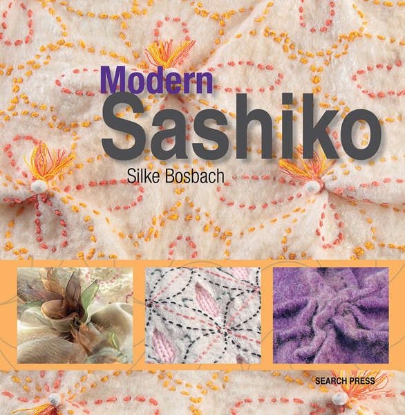 Silke Bosbach shows you how to create 15 stunning embroidery designs which blend modern techniques with the simple and traditional Japanese method of Sashiko. While the conventional craft uses only a