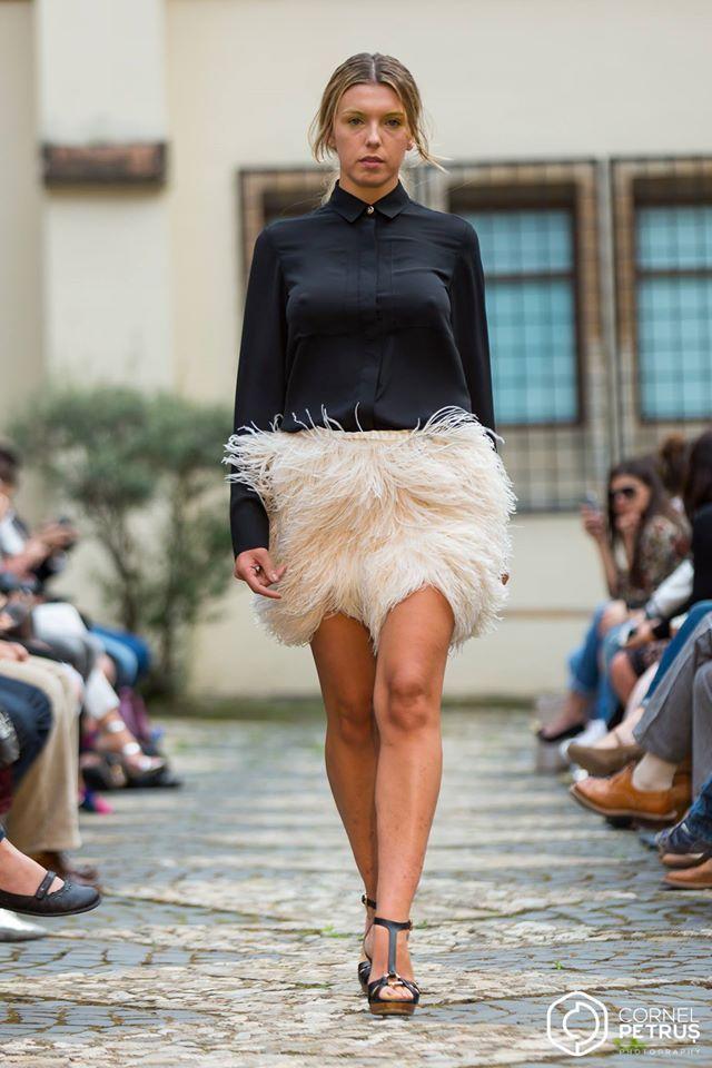 Fashion Designer: Yvette Hass Make-up: Maria Dumitrescu Make-up Cornel Petrus Photography