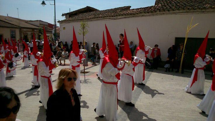 Domingo de Ramos en Villaralbo