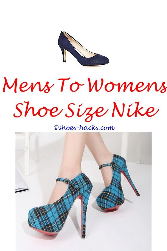 Youth Shoe Size Chart To Womens