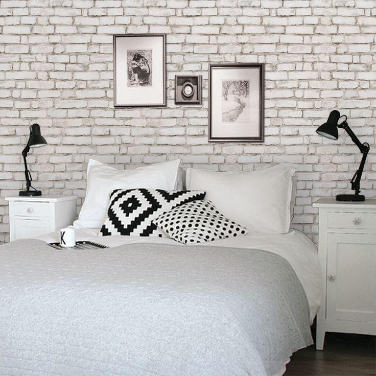 Les 88 meilleures images à propos de bedroom sur Pinterest Chambre - Comment Peindre Du Papier Peint