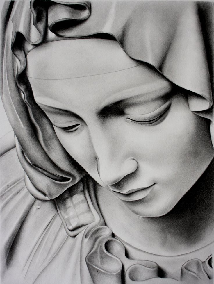 Pieta by laura-20.deviantart.com on @deviantART