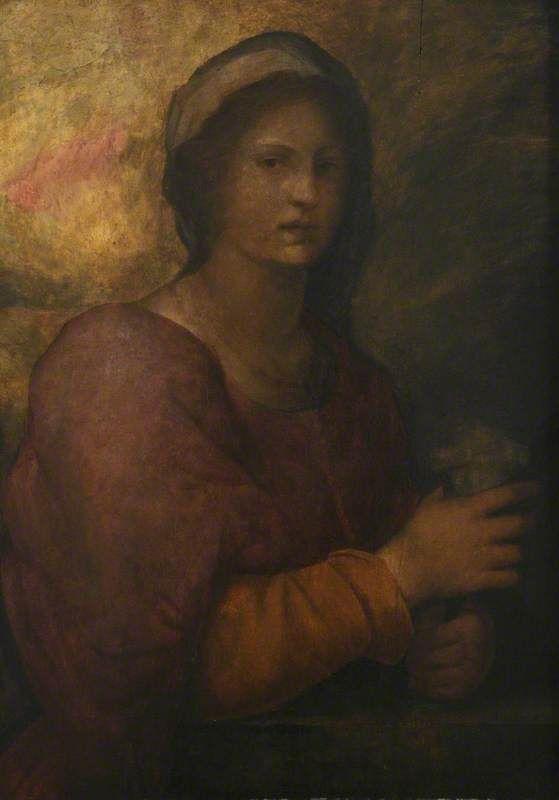 Andrea del Sarto (scuola di) - La Maddalena - Christ Church, Università di Oxford