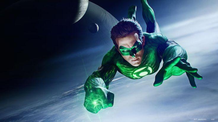 Lanterna Verde – Divulgadas novas artes conceituais do filme de 2011! - Legião dos Heróis