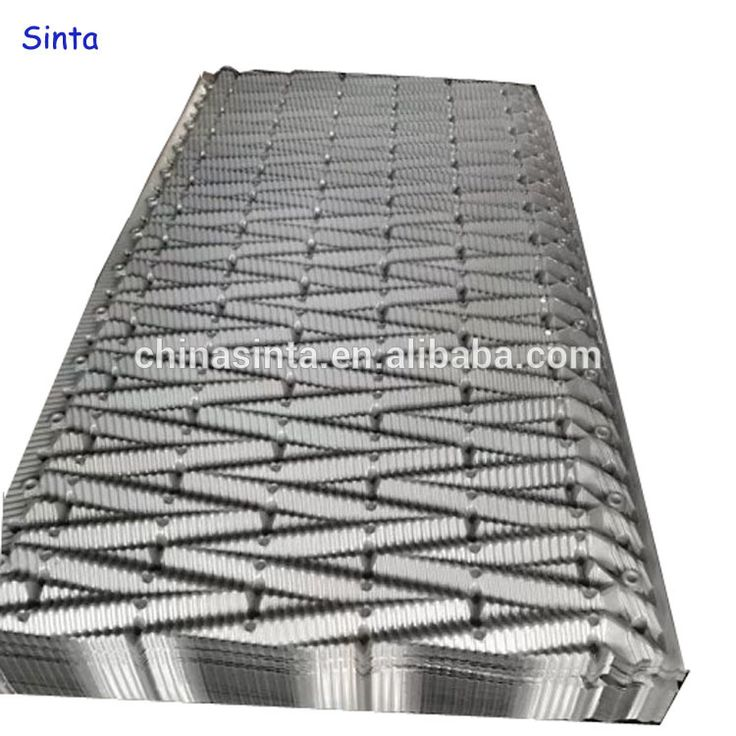 Professional Supplier cooling tower media replacement pvc filler