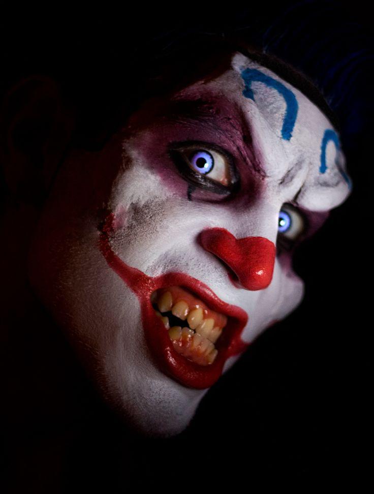 33 best images about clown makeup fx