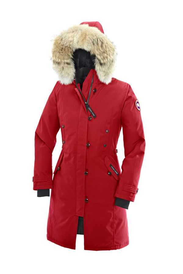 Kensington Parka - Canada Goose- I would like to keep warm this winter.