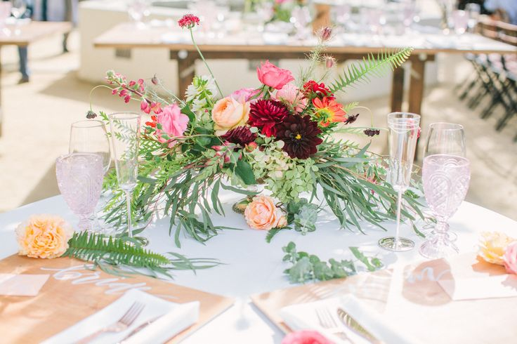 A Monterey Wedding that will Make You Fall Hard for Boho Style Elegance