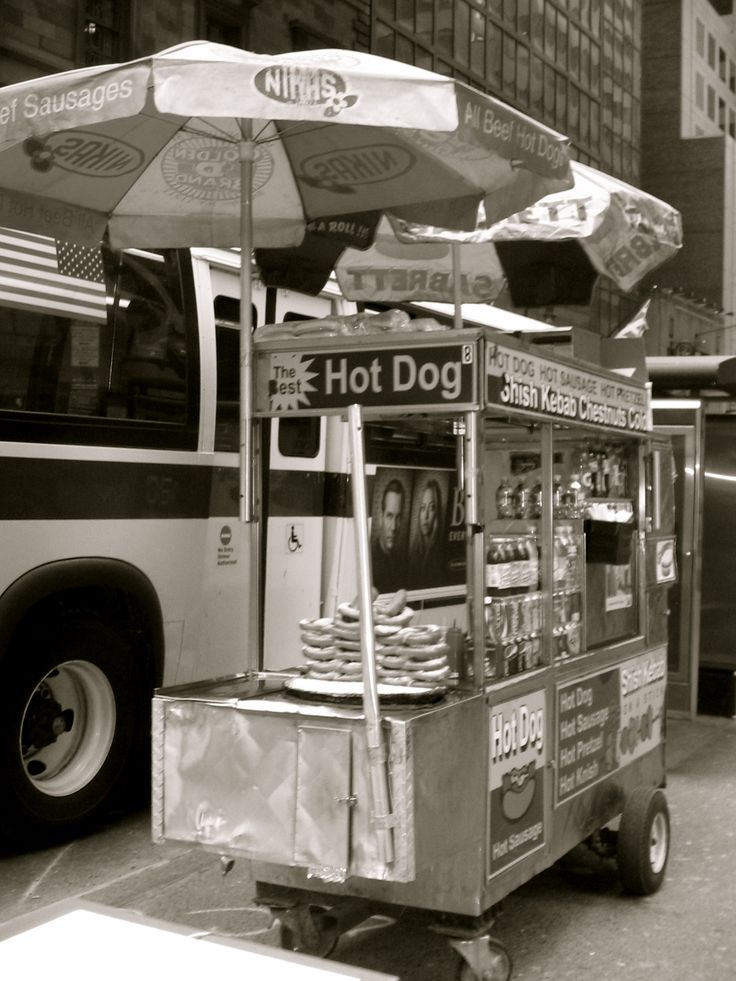 Best New York Hot Dog Vendors