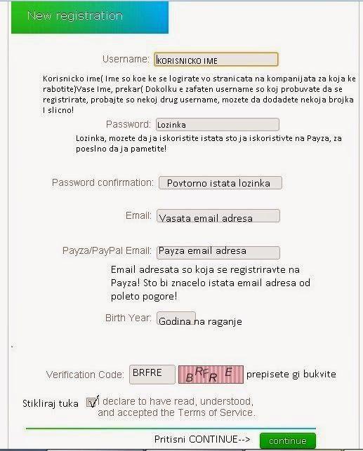 Заработка на интернет без вложување, целосно упатство на македонски јазик: Заработка на интернет без вложување ниту денар