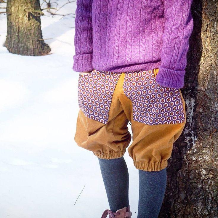 Tree Climber Pantaloons - Twig + Tale