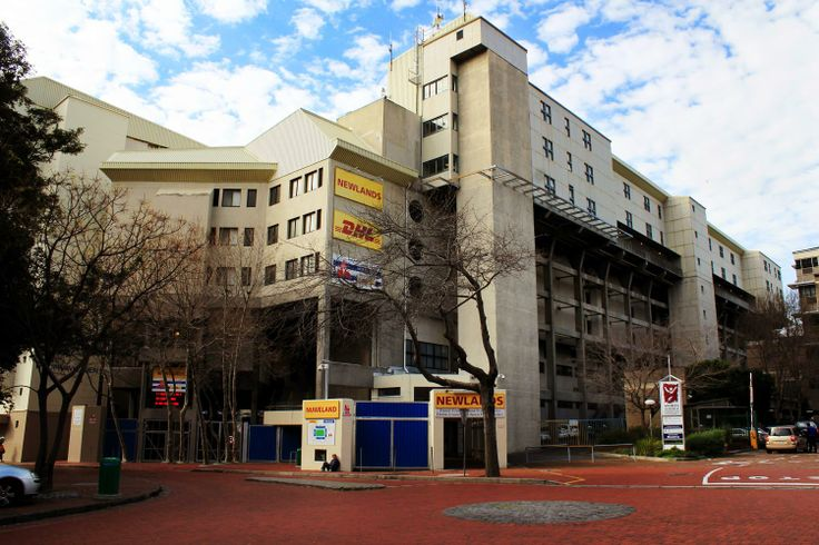 The iconic Newlands Stadium - home to the Western Province's national rugby team, The Stormers