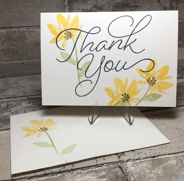 25+ Best Thank You Cards Ideas On Pinterest | Thank You Notes