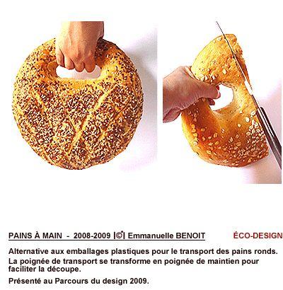Pain à main / #food_design, design culinaire
