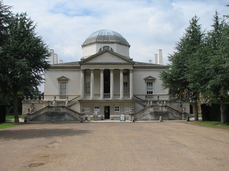 Chiswick House today.