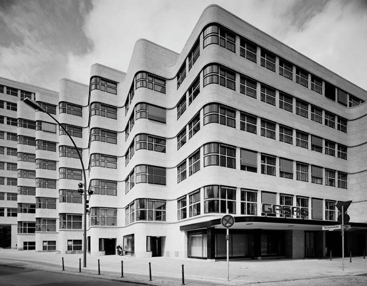 Shell Haus, Berlin. © Gabriele Basilico