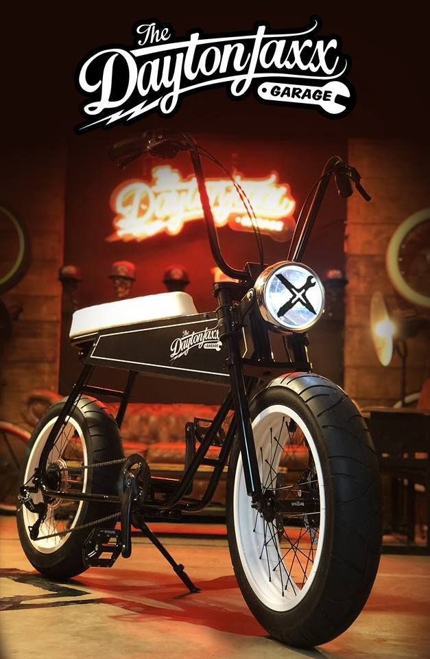 Super 73 Ebike And Greaser Ebikes By Daytonjaxx Company