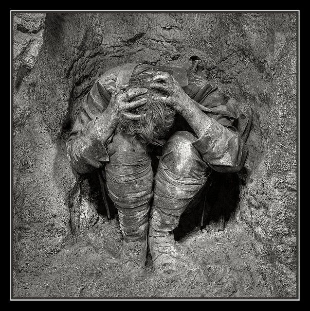 shell shock in WWI | Shell shock | Flickr - Photo Sharing!