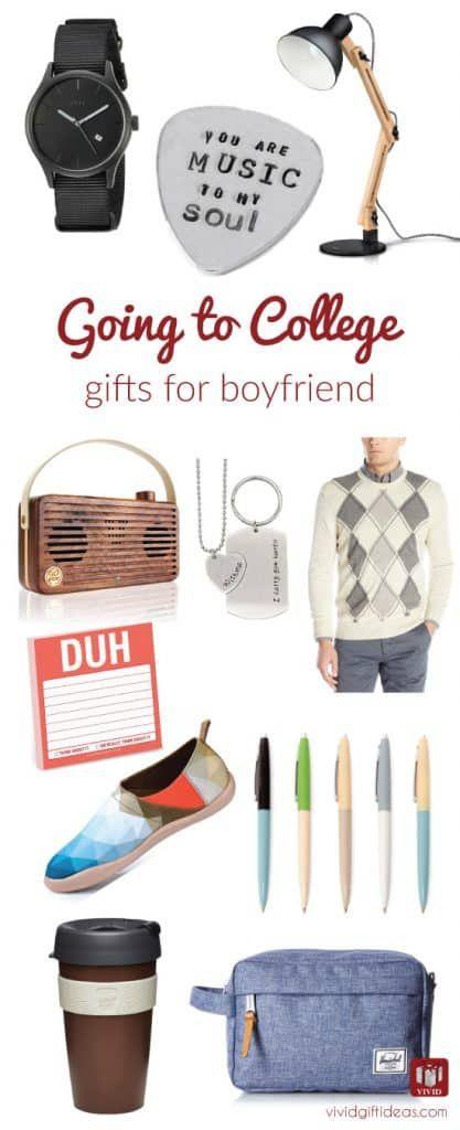 3b8da083396ec Gift Ideas For Boy Friend. Going to college gifts for boyfriend