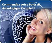Astrologie : votre thème astral, Ascendant, signe astrologique et carte du ciel