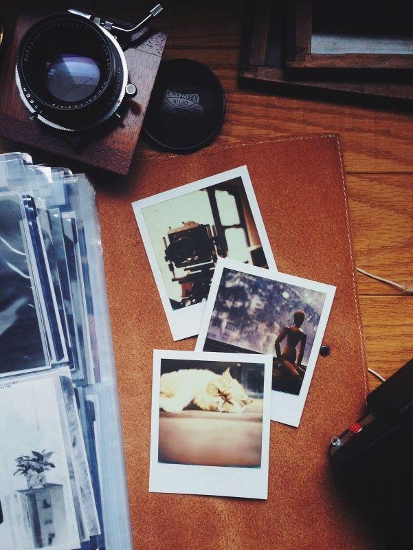 #Poloroid #camera #fotografie