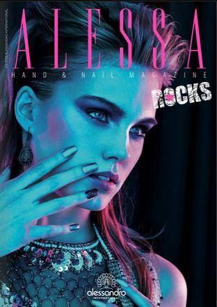Νέο περιοδικό Alessa!!! Μάθε τα παντα για τις καινούργιες συλλογές Prêt-à-Porter & Glam Rock που έρχονται σύντομα και στην Ελλάδα, για τα τέλεια διακοσμητικά Studs και όλες τις νέες τάσεις του χειμώνα.  ΚΛΙΚ ΚΛΙΚ: http://bit.ly/1EK2ESo  #alessamagazine #pretaporter #glamrock #alessandroGR #alessandronails #alessandrointernational #notd #fallcollection